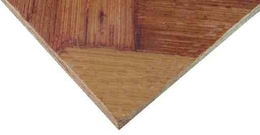 Balko Bambu Plaka (4mm)