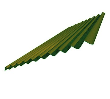 Corrubit Onduline Yeşil 2m boy