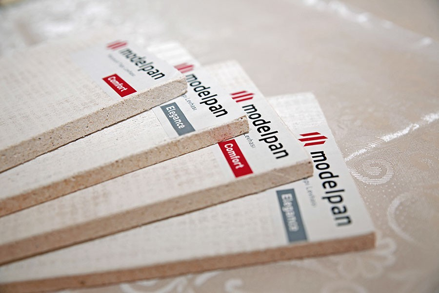 Modelpan - Comfort (4mm) - 1250x2500