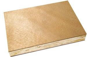 Kontra Kaplı OSB Özel Ahşap Panel (15mm)