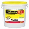 weber.dry SS-5 Süper Elastik Su Yalıtım Malzemesi (Superflex 1) (20kg)