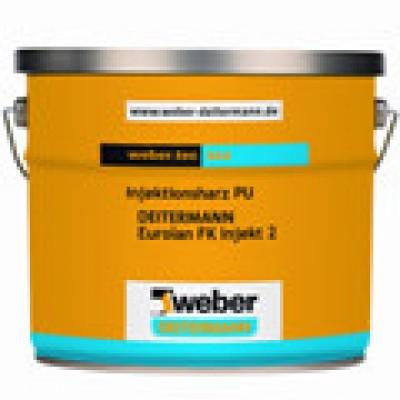 weber.tec 944 Nem ve Rutubeti Engellemek için Döküm Reçinesi (Eurolan FK Inject 2) (5kg)