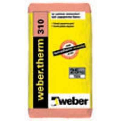 weber.therm 310 Isı Yalıtım Levhası Yapıştırma Harcı (25kg)