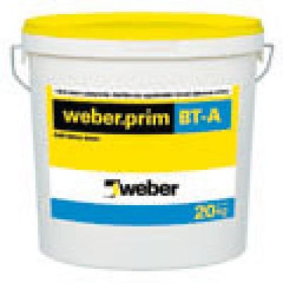 weber.prim BT-A Akrilik Esaslı Dolgulu Brüt Beton Astarı (20kg)