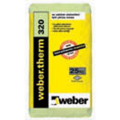 weber.therm 320 Isı Yalıtım Levhası Sıva Harcı (25kg)