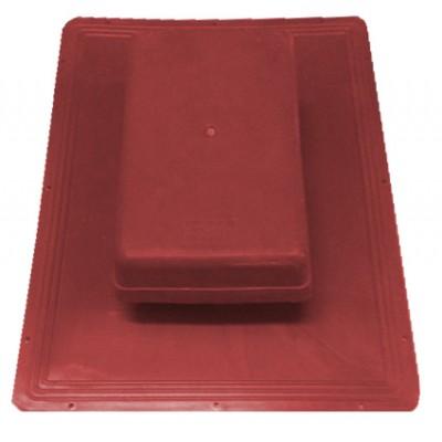 Shingle Havalandırma Bacası (Kapaklı) (Kırmızı)