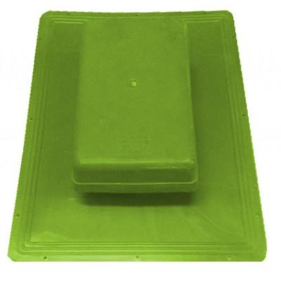 Shingle Havalandırma Bacası (Kapaklı) (Yeşil)