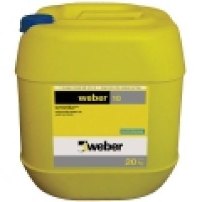 weber 10 Su Geçirimsiz Harç ve Sıva Katkısı (20kg)