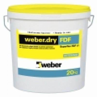 weber.dry FDF UV Dayanımlı Süper Elastik Su Yalıtım Malzemesi Superflex FDF t1 (20kg)