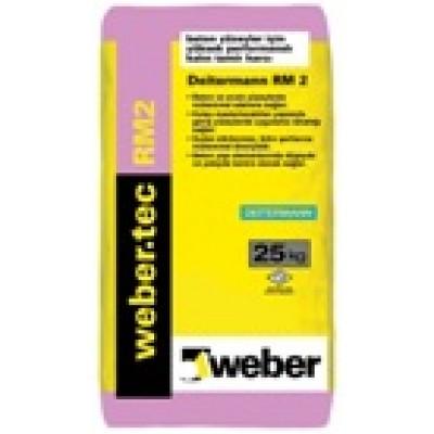 weber.tec RM2 Brüt Beton Kalın Tamir Harcı (Deitermann RM2) (25kg)