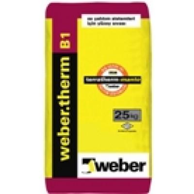 weber.therm B1 Isı Yalıtım Levhası Sıva Harcı (25kg)