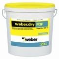 weber.dry FDF UV Dayanımlı Süper Elastik Su Yalıtım Malzemesi (Superflex FDF t1) (5kg)