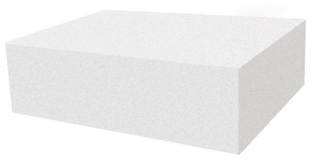 Asmolen Strafor (25cm) (10 kg/m3)