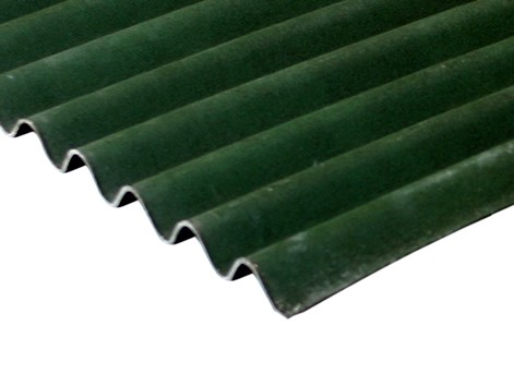 Onduline Levha (Yeşil)
