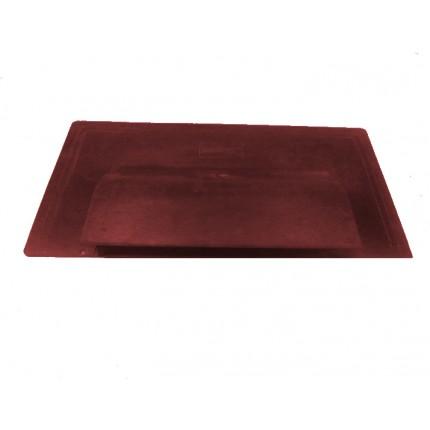 Shingle Havalandırma Bacası (Düz) (Kırmızı)