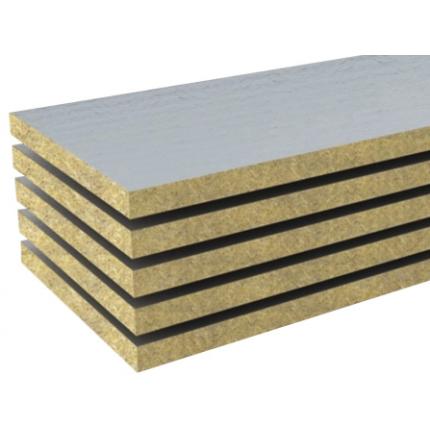 Alüminyum Folyolu Dış Cephe Levhası (8cm) (50 kg/m3)